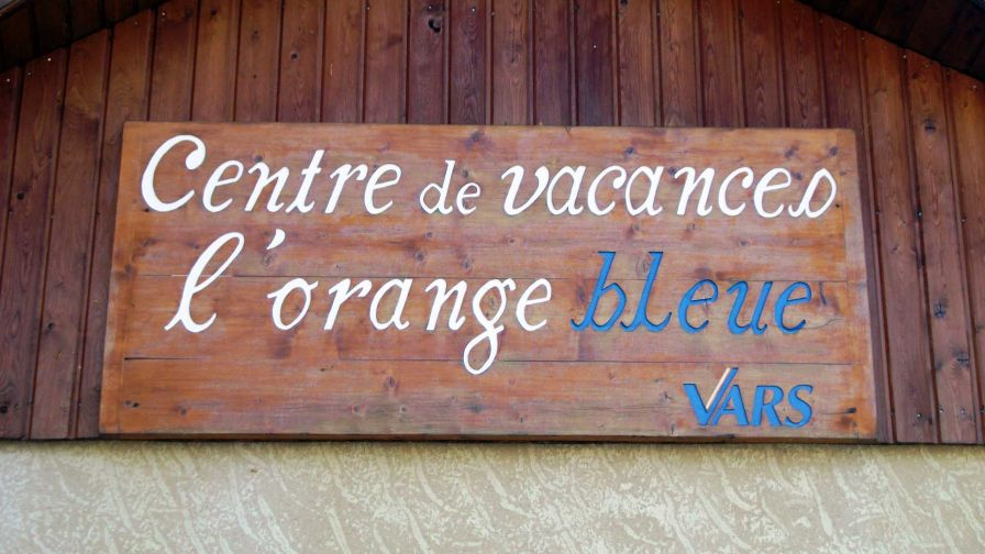 centre de vacacnes l'Orange Bleue