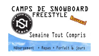 NSV camps HIVER
